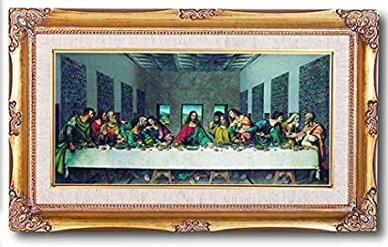 New Paint by Number Last Supper
