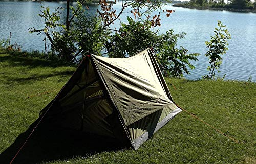 River Country Products Two Person Trekking Pole Backpacking Tent, Trekker Tent 2.2