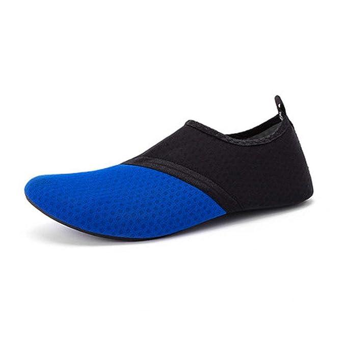 HNAKET Calzado acuático Barefoot Quick-Dry Slip On Aqua Yoga ...