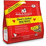 Stella & Chewy's Freeze-Dried Raw Chewy's Chicken Meal Mixers for Dogs, 3.5 oz.