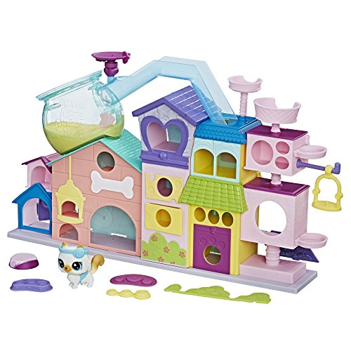 Littlest Pet Shop Pet Partment Play Set (Amazon Exclusive)]()