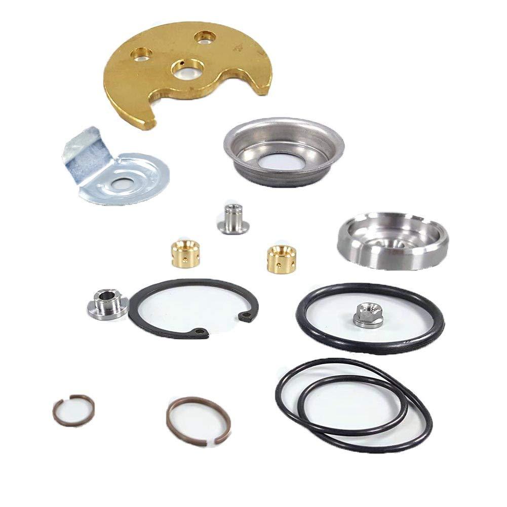 For BMW 335I 135I 535I N54 Volvo Mitsubishi TD02 TD025 Turbo Repair Rebuilt Kit Ispeedytech