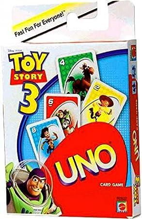Toy Story Juego Cartas UNO