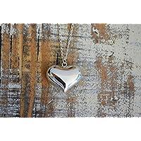Corazón Plata 2 cm
