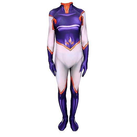 BGHKFF Hero College NiñO Adulto Disfraz Cosplay Vestido ...