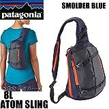 パタゴニア PATAGONIA パタゴニア リュック ショルダーバッグ ATOM SLING 8L スモルダーブルー アトムスリング SMDB バックパック・リュックサック
