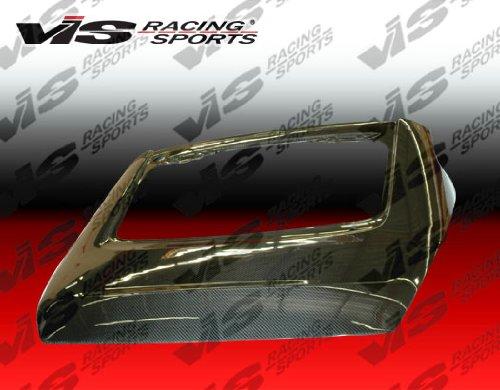 VIS Racing 03-08 Nissan 350Z OEM Carbon Fiber Trunk Lid (03NS3502DOE-020C) ()
