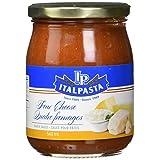 Italpasta Four Cheese Pasta Sauce, 540 Milliliter
