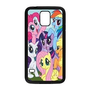 Unique Design -ZE-MIN PHONE CASE For Samsung Galaxy S5 -My Little Pony Design Pattern 3