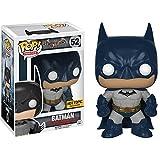 Pop! Heroes Batman Arkham Asylum Batman Blue Outfit Vinyl Figure Hot Topic Exclusive