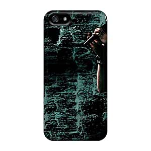 Great Hard Phone Cases For Iphone 5/5s With Provide Private Custom Fashion Guns N Roses Image AlainTanielian