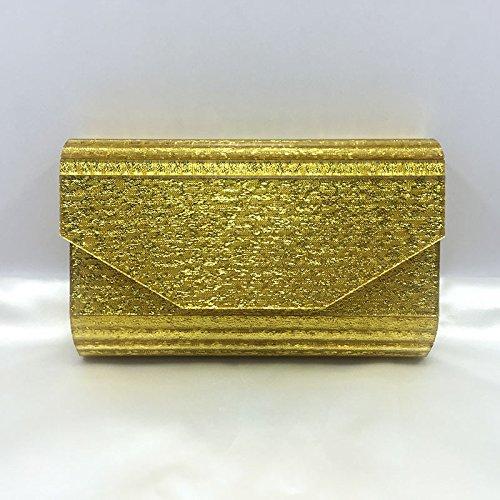 Europa Und Die Vereinigten Staaten, Gold, Pailletten, Meine Damen, Hand - Tasche