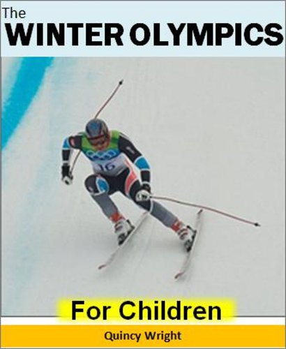 The Winter Olympics For Children