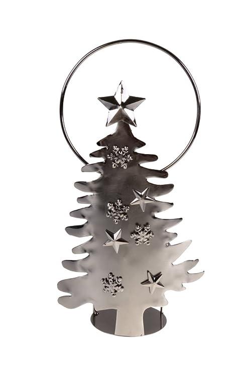 Wine Bottle Christmas Tree Rack.Clever Creations Metal Christmas Tree Wine Bottle Holder Wide Stable Base