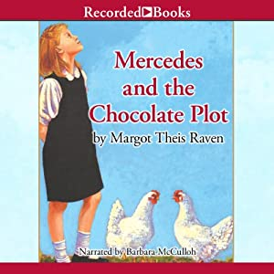 Mercedes and the Chocolate Pilot Audiobook