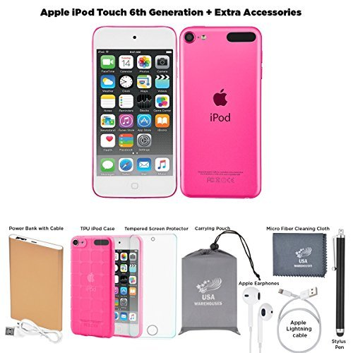 Generation and Accessories, 32GB - Pink ()