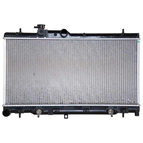 Prime Choice Auto Parts RK877 Aluminum Radiator