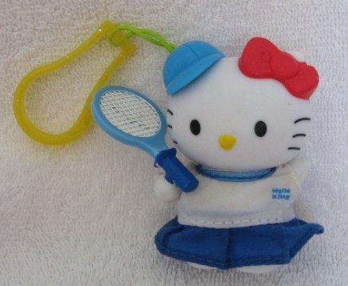 McDonalds Hello Kitty Tennis Player Clip