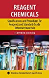Reagent Chemicals: Specifications and Procedures