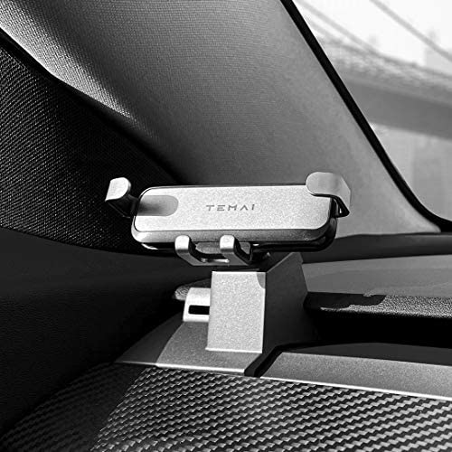 TEMAI Tesla Model 3/Y Gravity Phone Mount (Compatible with Pre-April 2021 Production-Pre-Refresh Air Vent)