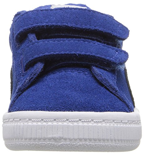 PUMA Boys' Suede 2 Straps Inf Sneaker