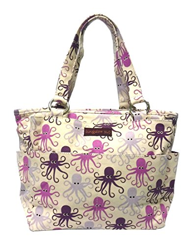 Bungalow 360 Pocket Bag - Octopus