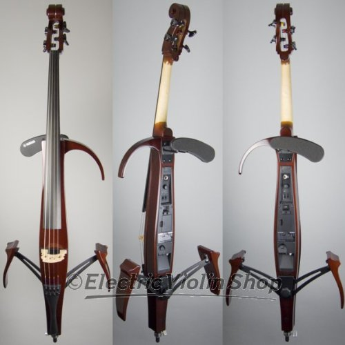 Yamaha SVC-210SK Silent Cello Brown by Yamaha