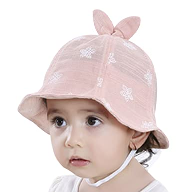 ad2a44694fc80 Amazon.co.jp: 帽子 キッズ 可愛い 赤ちゃん キャップ 春 夏 人気 UV ...