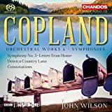 Copland: Orchestral Works, Vol. 4