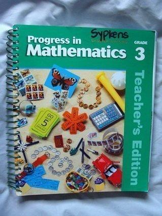 Progress in Mathematics: Grade 3 Teacher's Edition