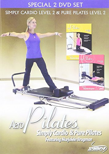 Aero Pilates: Simply Cardio & Pure Pilates Level - Ii Aero