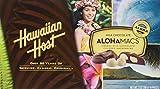 #10: Hawaiian Host Aloha Macs Milk Chocolate Macadamia Nuts (7 ounce box, 14 pieces) (1 Box)