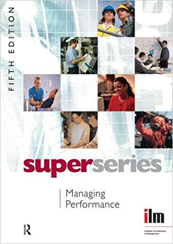 Book Managing Performance (Institute of Management and Learning Super Series)