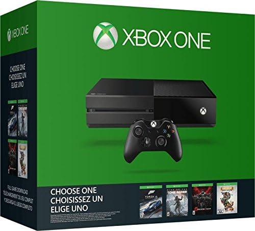 Pack Console Xbox One 1To + 1 Jeu Au Choix Offert [Importación Francesa]: Amazon.es: Videojuegos