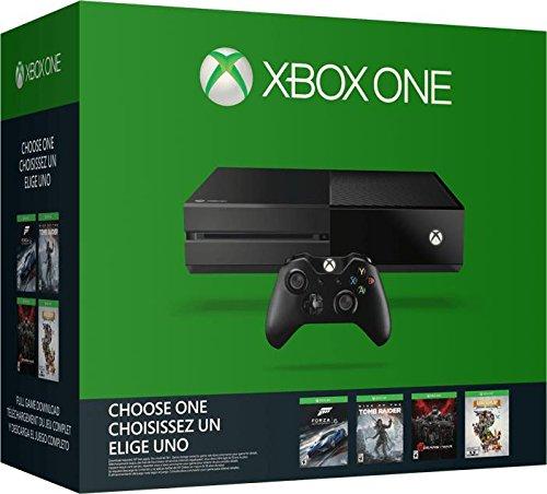 Pack Console Xbox One 1To + 1 Jeu Au Choix Offert [Importación ...