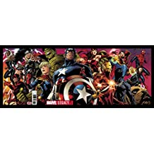 Marvel Legacy #1 Main Fold-Out Extra Wide Cover