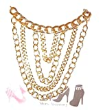 Assorted Chains Anklet