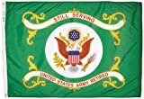 Annin Armed Forces Flag, US Army Retired 3 by 4 Foot Review