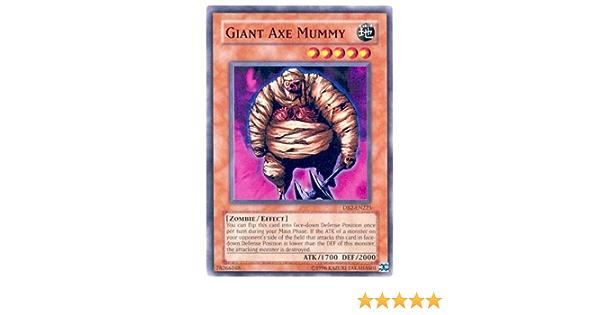 Near Mint Common Wandering Mummy Unlimited Edition x3 DB2-EN219