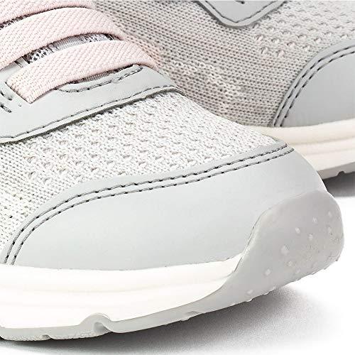 Zapatillas Grey Gris lt Para Spaceclub Geox C1296 J pink Niñas A qgACfn1