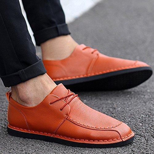 scarpe alla Scarpe guida alta Skid L'uomo della di Casual qualit vettura WTd7wFqxn0