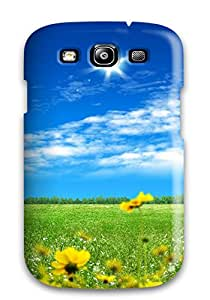 Awesome Case Cover/galaxy S3 Defender Case Cover(beautiful Fantasy World)