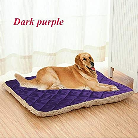 Amazon.com: FidgetGear New Soft Plush Large Pet Dog Bed Cat ...