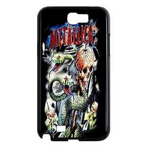 Samsung Galaxy Note 2 N7100 Phone Case Metallica P78K788563