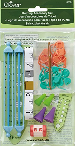 Clover Knit Mate Knitting Accessories Set by Clover
