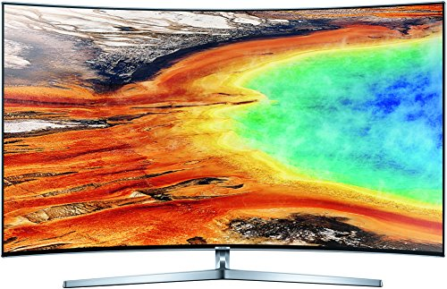 Samsung 65 Zoll Curved Fernseher (Ultra HD, Twin Tuner, HDR 1000)