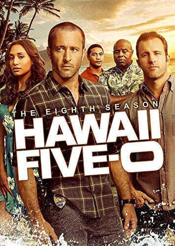 Hawaii Five-0: The Eighth Season 8 (DVD, 2018, 6-Disc Set) (Hawaii Five 0 Box Set 1 6)