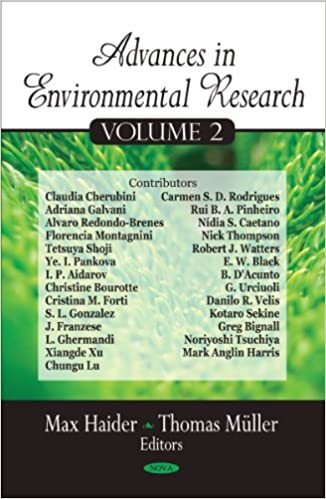 Volume 13. Climate Change, Air Pollution and Global Challenges