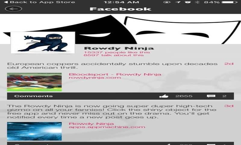 Amazon.com: Rowdy Ninja: Appstore for Android