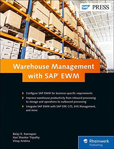 SAP EWM (SAP Extended Warehouse Management): Functionality and Technical Configuration (SAP PRESS) pdf epub